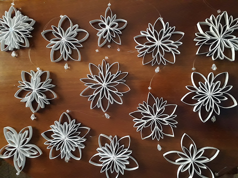 Diy How To Make Zero Waste Decorations For Christmas